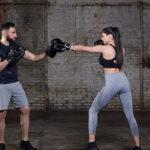 Coach boxe femme