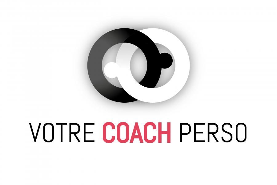 VotreCoachPerso : coaching sportif sur Paris, nouveau logo