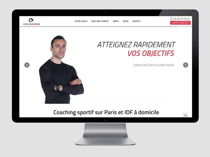 VOTRE COACH PERSO : coach de boxe Paris IDF, new site web